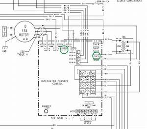 I Have A Trane Xe90 Furnace  The Fuse Keep Popping When