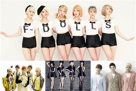 10 Kpop Groups That Disbanded Too Soon (and Left Us