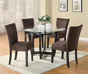 Luxury Round Table Dining Room Sets With Small Dining