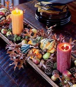 Decoration Legumes Facile : 10 centres de table o les l gumes d 39 automne font le show ~ Melissatoandfro.com Idées de Décoration