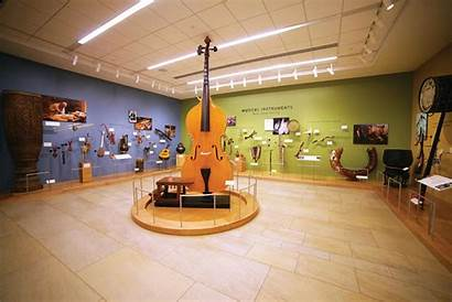 Museum Instrument Musical Phoenix Blazing Bright
