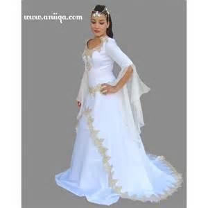 robe de mariage robe à la mode robe blanche mariage musulman