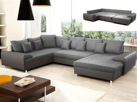canapé panoramique convertible le canapé panoramique mobilier canape deco