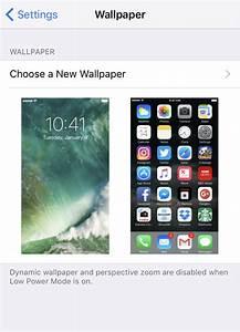 Iphone Wallpaper Lock Screen Change