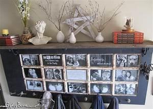 Porte Photo Original : faire un cadre photo personnalis 6 id es originales diytictacphoto ~ Teatrodelosmanantiales.com Idées de Décoration