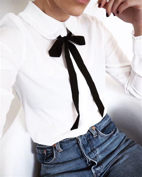 white blouse with bow farbbberatung stilberatung farbenreich mit farben