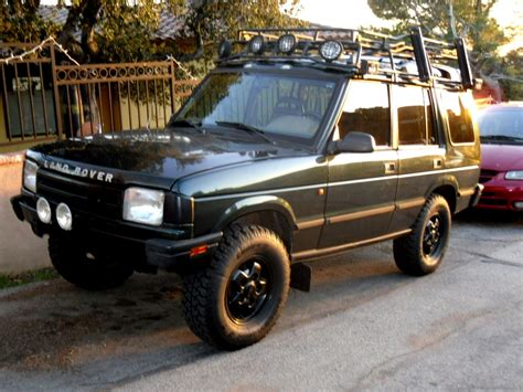 Land Rover Discovery Modification by Bchguy111 1995 Land Rover Discovery Specs Photos