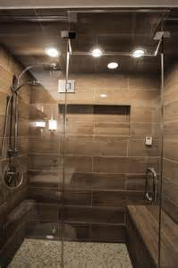 contemporary bathroom lighting ideas contemporary spa shower with heated bench