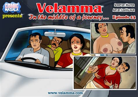 read velamma 13 in the middle of a journey hentai online porn manga and doujinshi