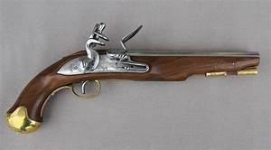 Elliot pistol (British Light Dragoon) Elliot Flintlock ...