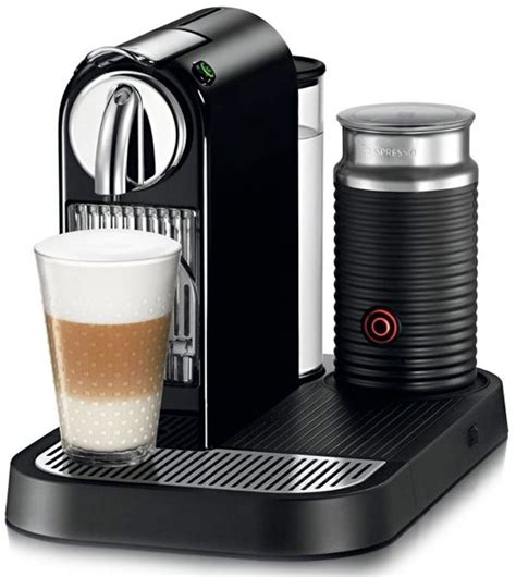 Nespresso Uae by Souq Nespresso Citiz Milk Black Uae
