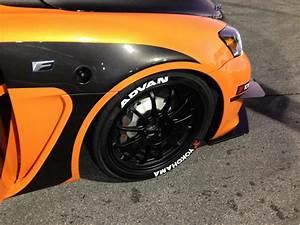 tire letter paint clublexus lexus forum discussion With tyre lettering