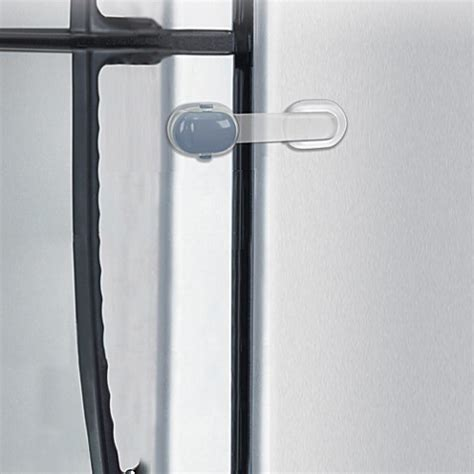 safety st lock release fridge latch buybuy baby