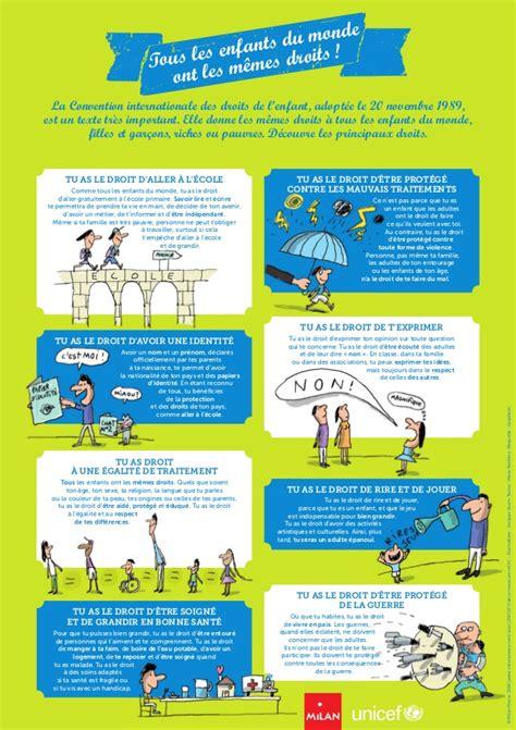 le si鑒e de l unicef 20 novembre journée des droits de l 39 enfant panneau pedagogique unicef