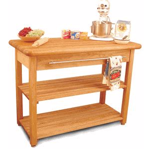 Catskill Craftsmen 1448 Contemporary Harvest Table
