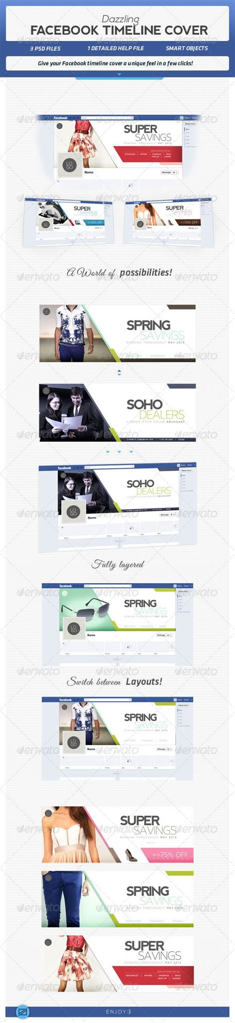 banners redes sociales template dazzling facebook covers facebook timeline covers social