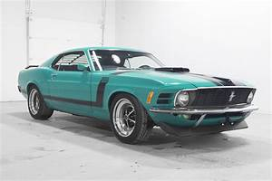 1970 Ford Mustang Mach 1 Fastback for sale in Canada $73985