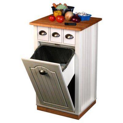kitchen island with garbage bin cheap venture horizon holden kitchen island with