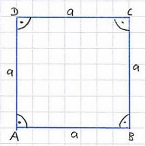 Quadrat Fläche Berechnen : quadrat fl cheninhalt umfang ~ Themetempest.com Abrechnung