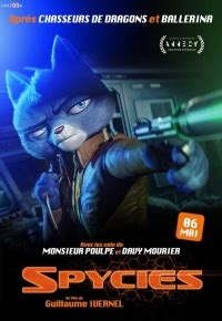 spycies  vf  complet hd sur french stream