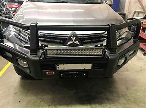 Pajero Sport 2017 Db Link 22 U0026quot  Off Road Dual Row Led Light