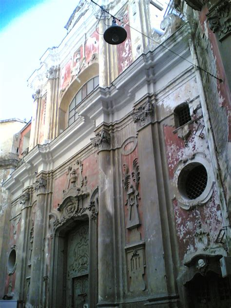 Chiesa Dei Ladari Roma by Achille Della Ragione Chiese In Rovina A Napoli Un