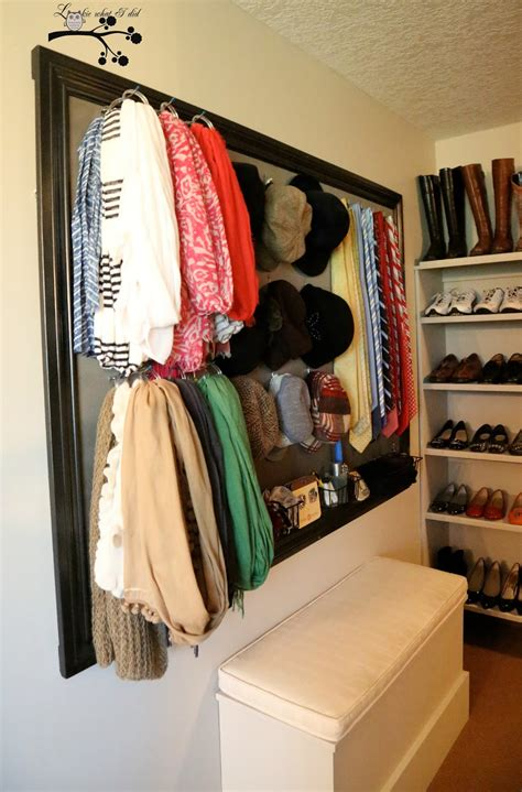 Lookie What I Did His And Her Closet Organizer