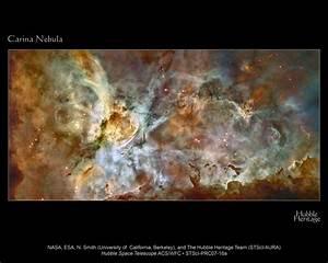 HubbleSite - Picture Album: The Carina Nebula: Star Birth ...