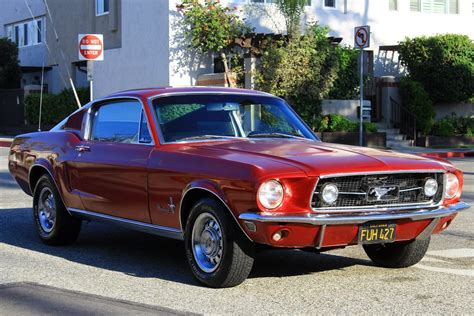 Ford Mustang Fastback For Sale by 1968 Ford Mustang Fastback For Sale 100577 Mcg