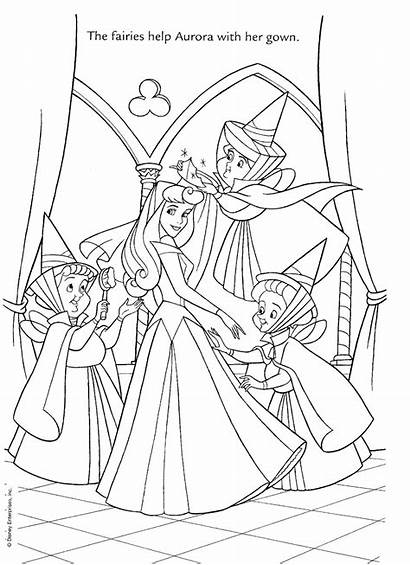 Coloring Disney Princess Pages Couples Wishes Printable
