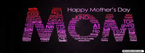 happy mothers day facebook cover fbcoverlovercom