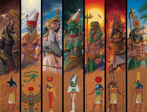 Zox - Gods of Egypt by Javier Martinez on Dribbble