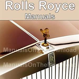Rolls Royce  U0026 Bentley Gearbox Transmission Illustrated