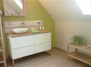 Meuble Vasque Ikea : meuble vasque ikea ~ Dallasstarsshop.com Idées de Décoration