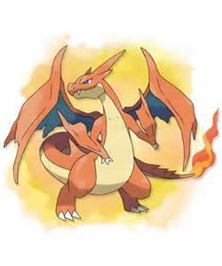 pokemon x y charizard mega evolution