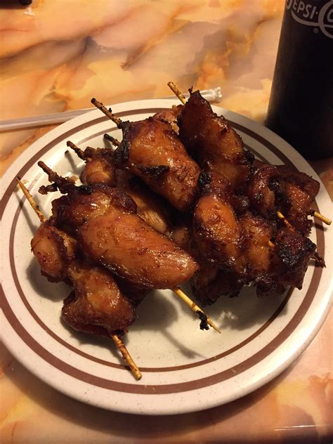 The Teriyaki Chicken From The Local Chinese Buffet 3264 X