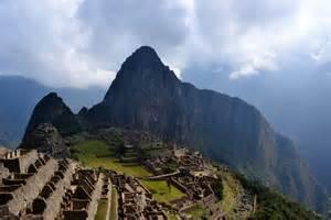 Machu Picchu Face'
