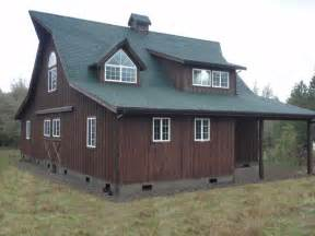 Barn Style Homes with Dormers