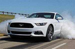 New 2015 Ford Mustang GT Feature Makes Burnouts Easy - Motor Trend WOT