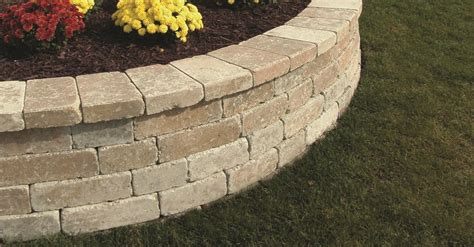 Unilock Wall Installation by Landscape Depot Product