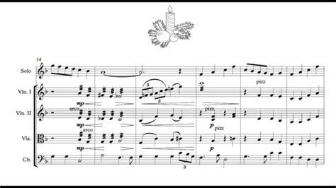 Have Yourself A Merry Little Christmas (string Quartet