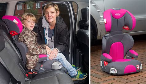 booster beaters six leading child seats for 3 to 12 year