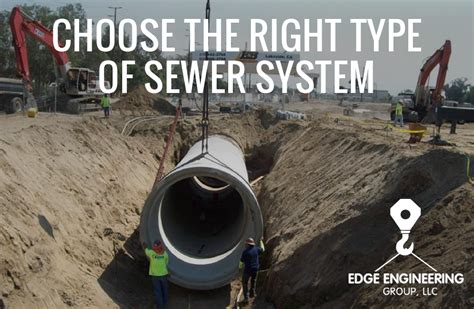 [how To Choose] The Right Type Of Sewer System For Your