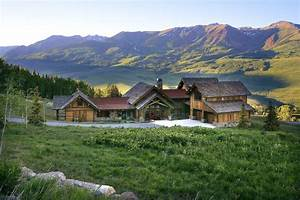 Large Luxury Ski In  Ski Out Vacation Home L Crested Butte