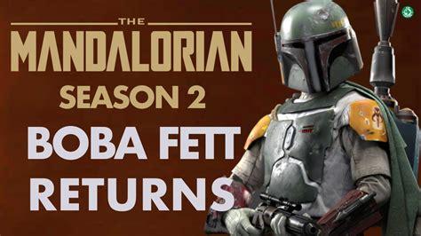 Dave Filoni Hints At Boba Fett in The Mandalorian Season 2 ...