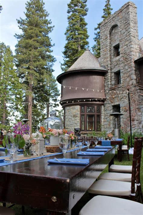 It is the resting place for many boats, launches and barges used in the lake before the. Ed Z'Berg Sugar Pine Point State Park Weddings   Get ...