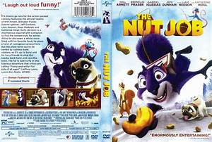 The Nut Job DVD Cover (2014) R1