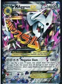 mega pokemon ex cards only images