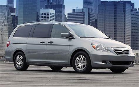 2007 Honda Odyssey Oil Type Specs