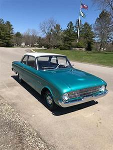 1960 Ford Falcon 2 Door-Sedan | Ford falcon, Ford classic cars, Classic cars